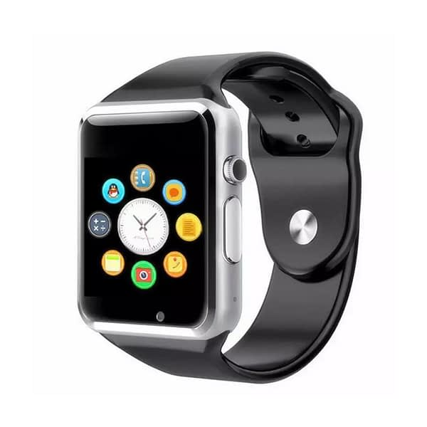 W08 Smart Watch With GSM Slot, TF Card, Bluetooth For Android & iPhone 2