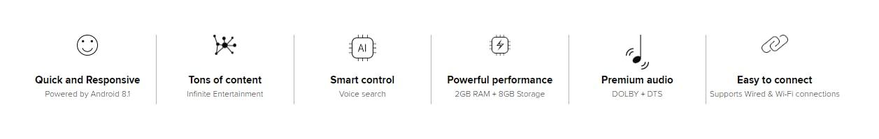 Xiaomi Mi Box S 4K HDR TV Box 5