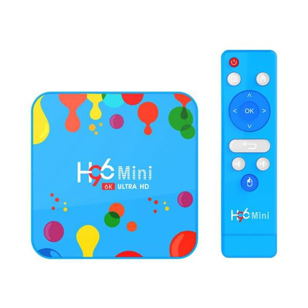 H96 Mini Smart TV BOX Online in Pakistan