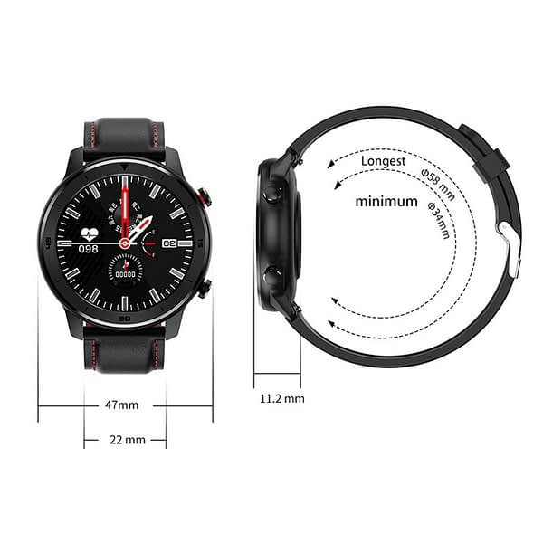 DT78 Smart Watch IP68 Waterproof 3