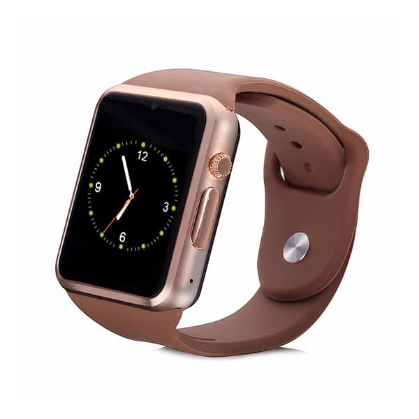 W08 Smart Watch With GSM Slot, TF Card, Bluetooth For Android & iPhone 1