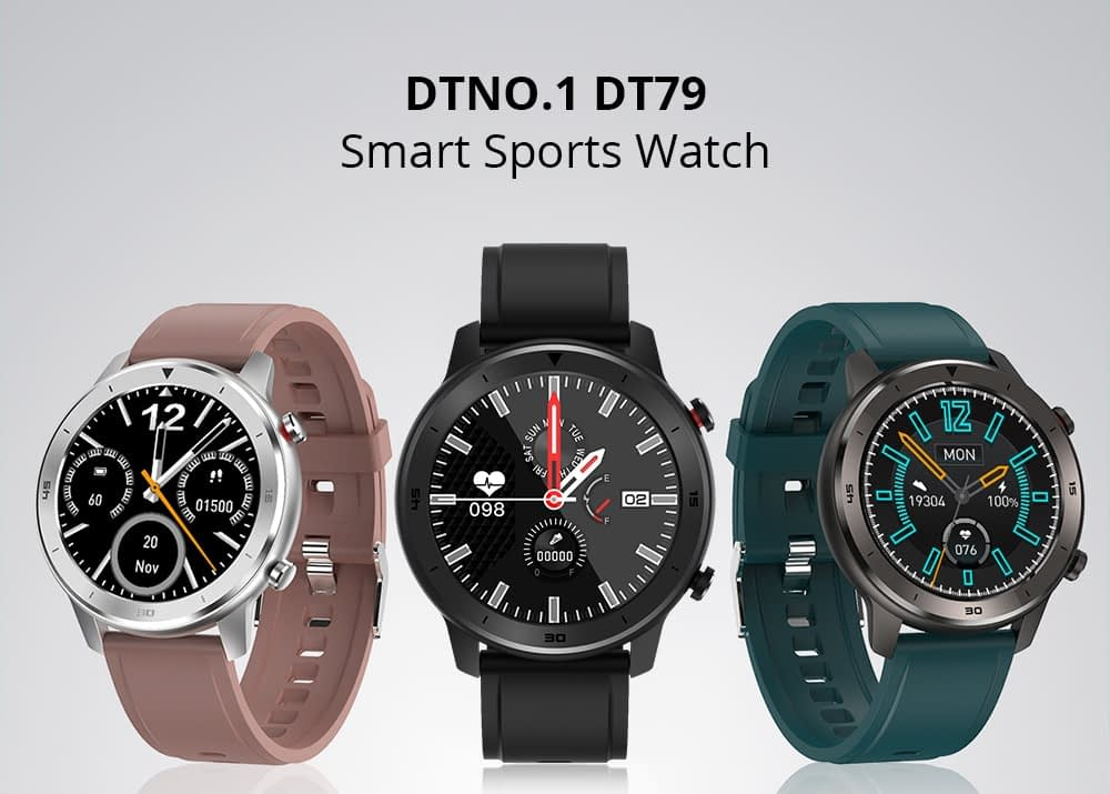 DT78 Smart Watch IP68 Waterproof 4
