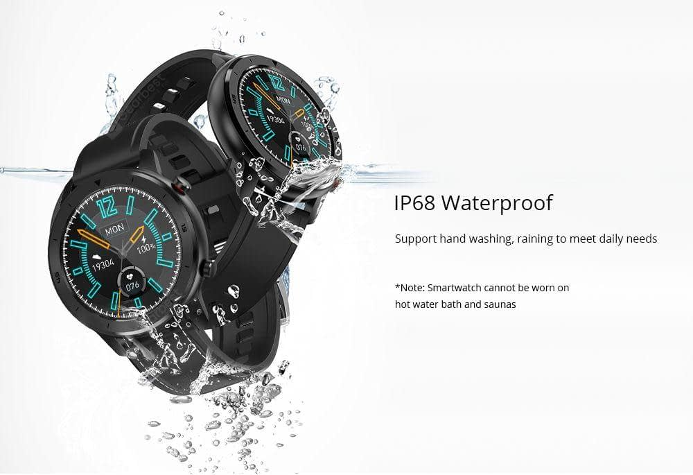 DT78 Smart Watch IP68 Waterproof 6