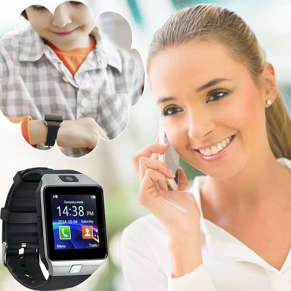 DZ09 Smart Watch For Android Devices 3