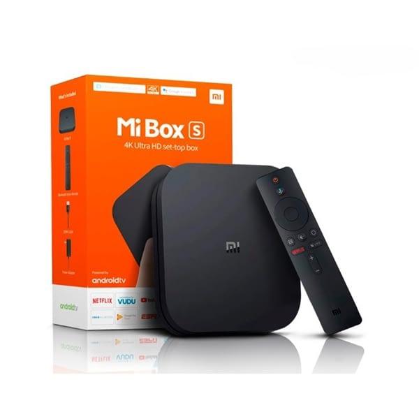 Xiaomi Mi Tv Box S Online in Pakistan